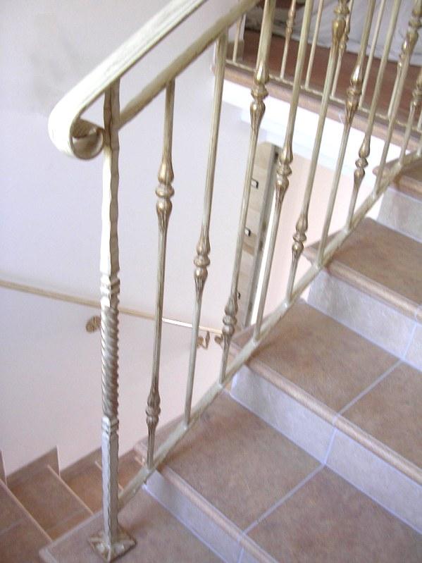Scale acciao inox cancelli ringhiere portoni balconi - Ringhiere scale esterne ...